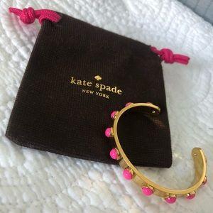 Kate Spade Bangle, Pink